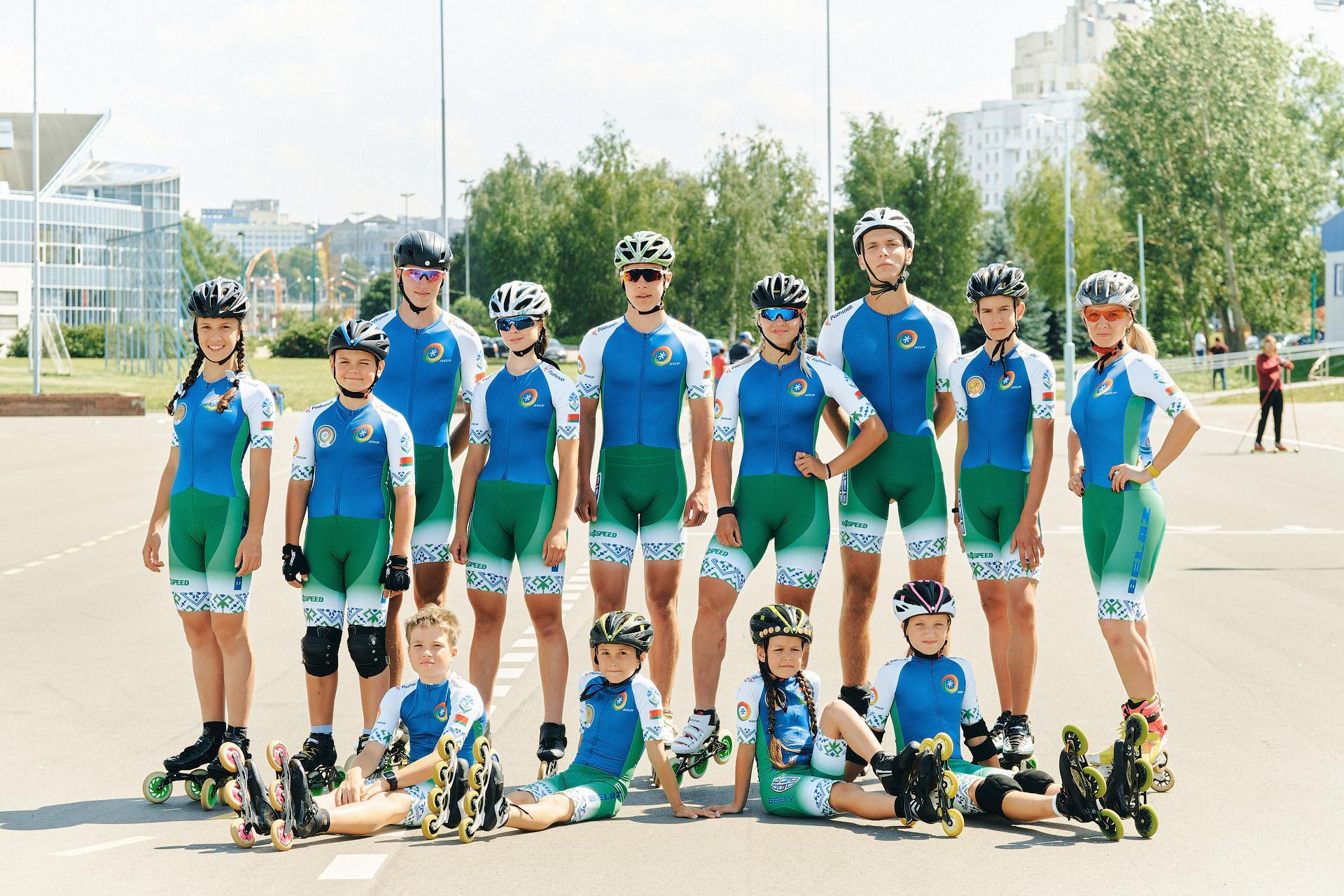 Фотосессия призеров Чемпионата Беларуси
